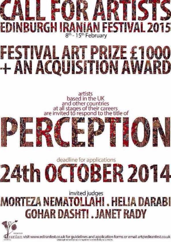 Edinburgh Iranian Festival 2015